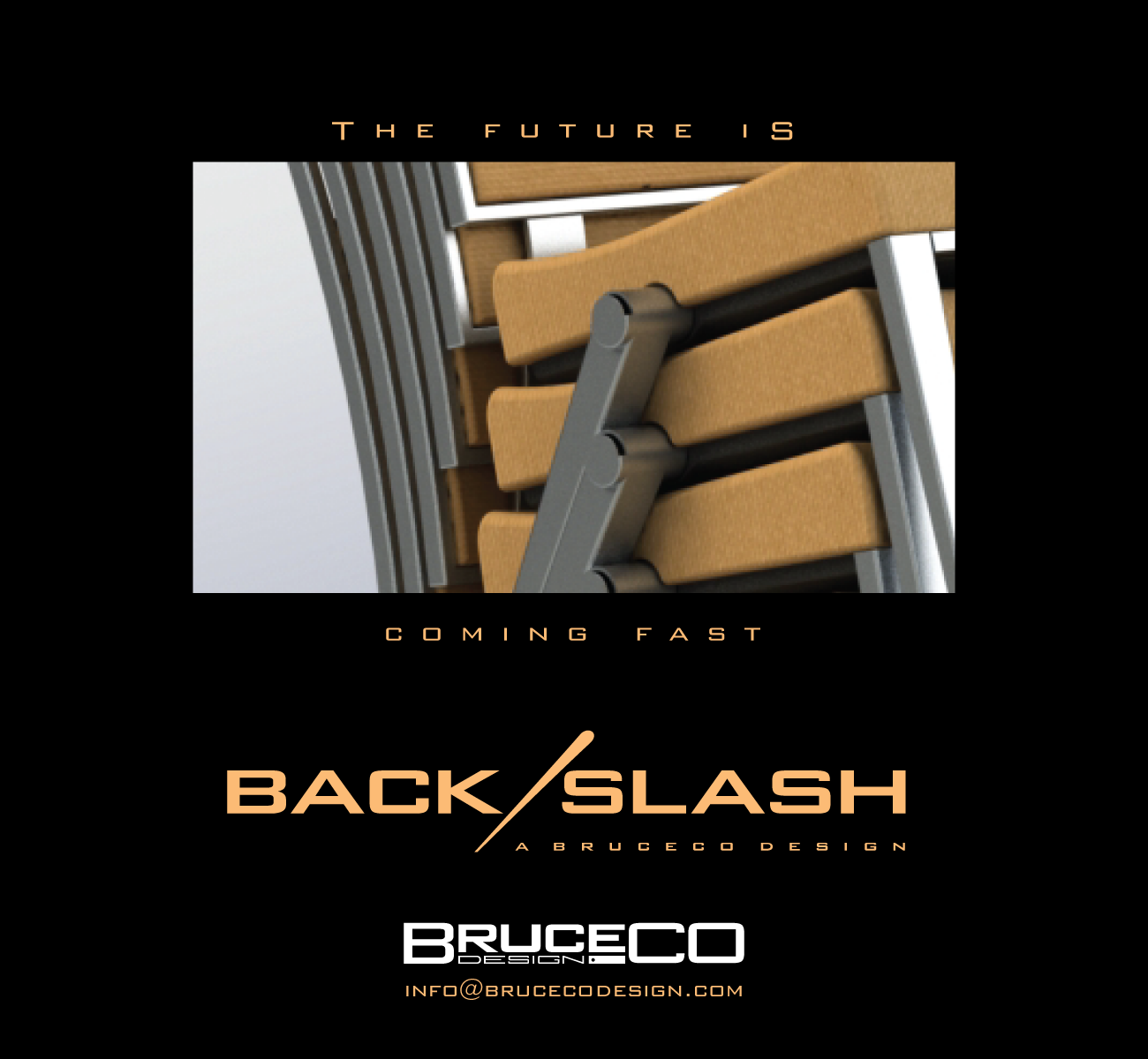BruceCO Design Introduces BACK/SLASH - BruceCO DESIGN